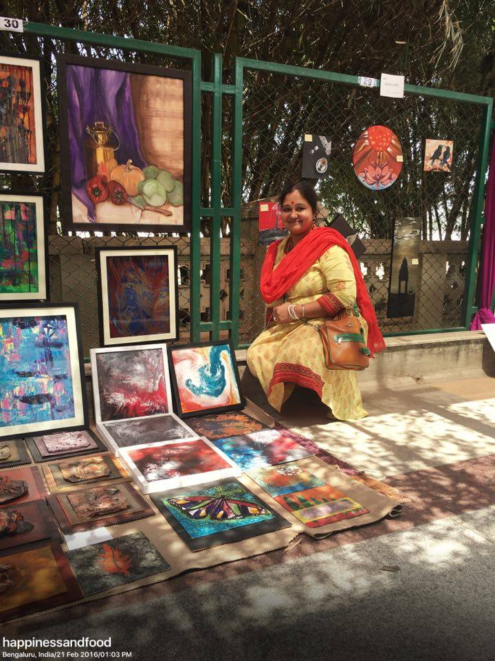 #WomenAtWork - A Painter