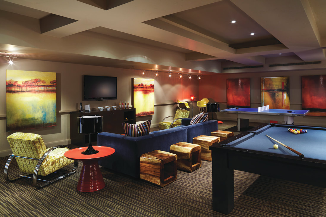 4 Steps To Designing A Game Room Your Friends And Family Will Love Happiness Project Toolbox