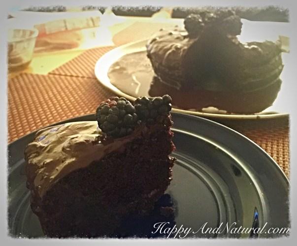 Палео Шоколадный Торт