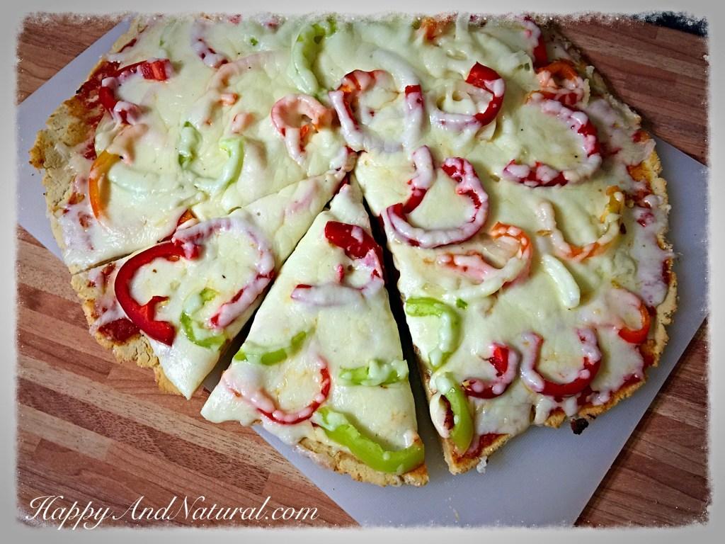 Палео Пицца из Тапиоки и Кокосовой муки