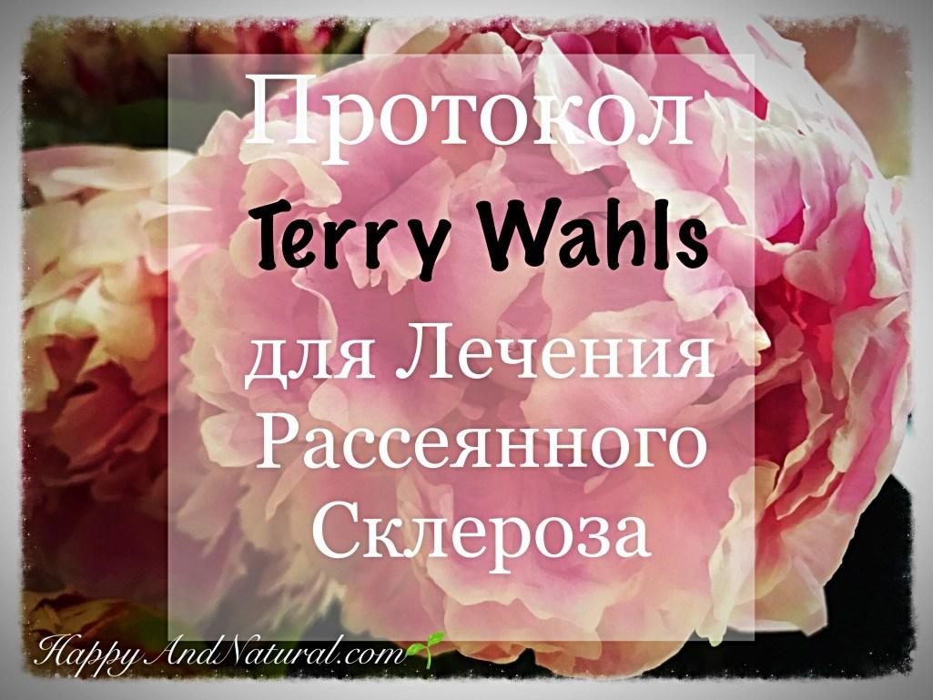 Протокол Terry Wahls для Рассеянного Склероза