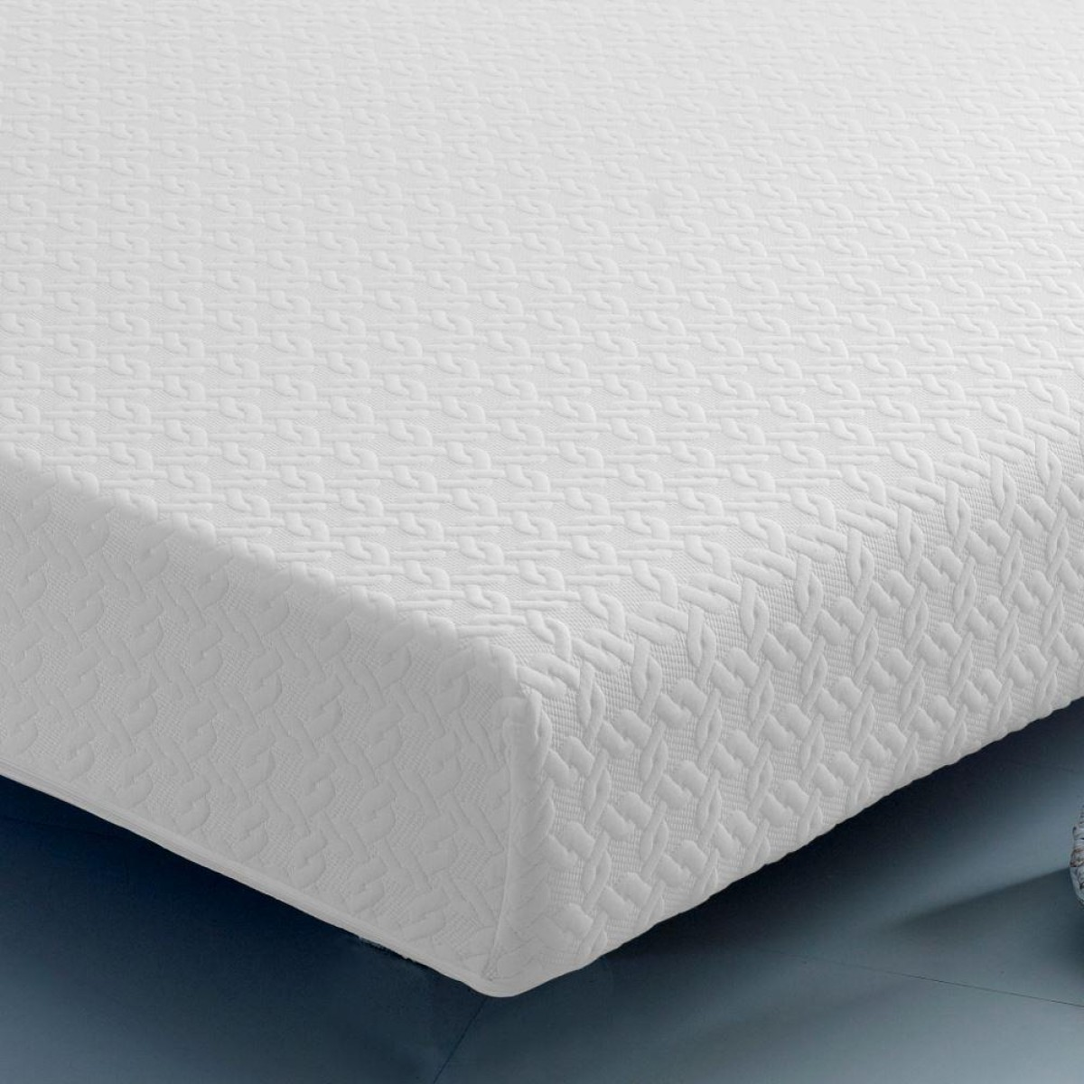 Extra Firm Mattress Topper Ultimate Ortho Reflex Foam Support Orthopaedic Rolled Extra Firm