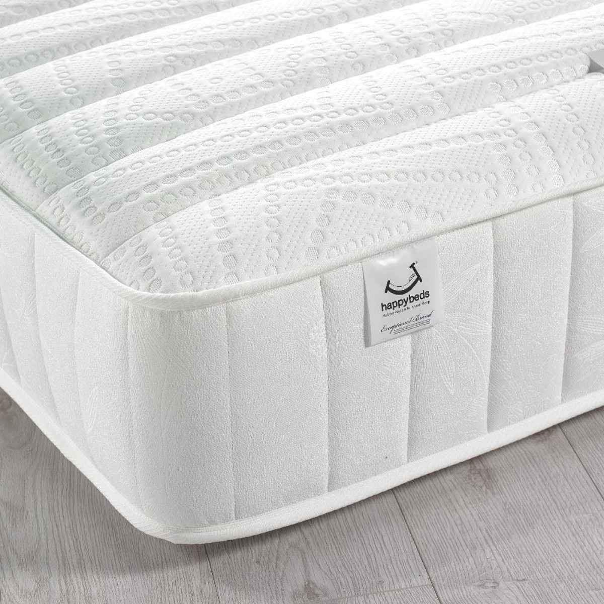 Single Pocket Sprung Memory Foam Mattress Balmoral 3500 Pocket Sprung Memory Foam Mattress