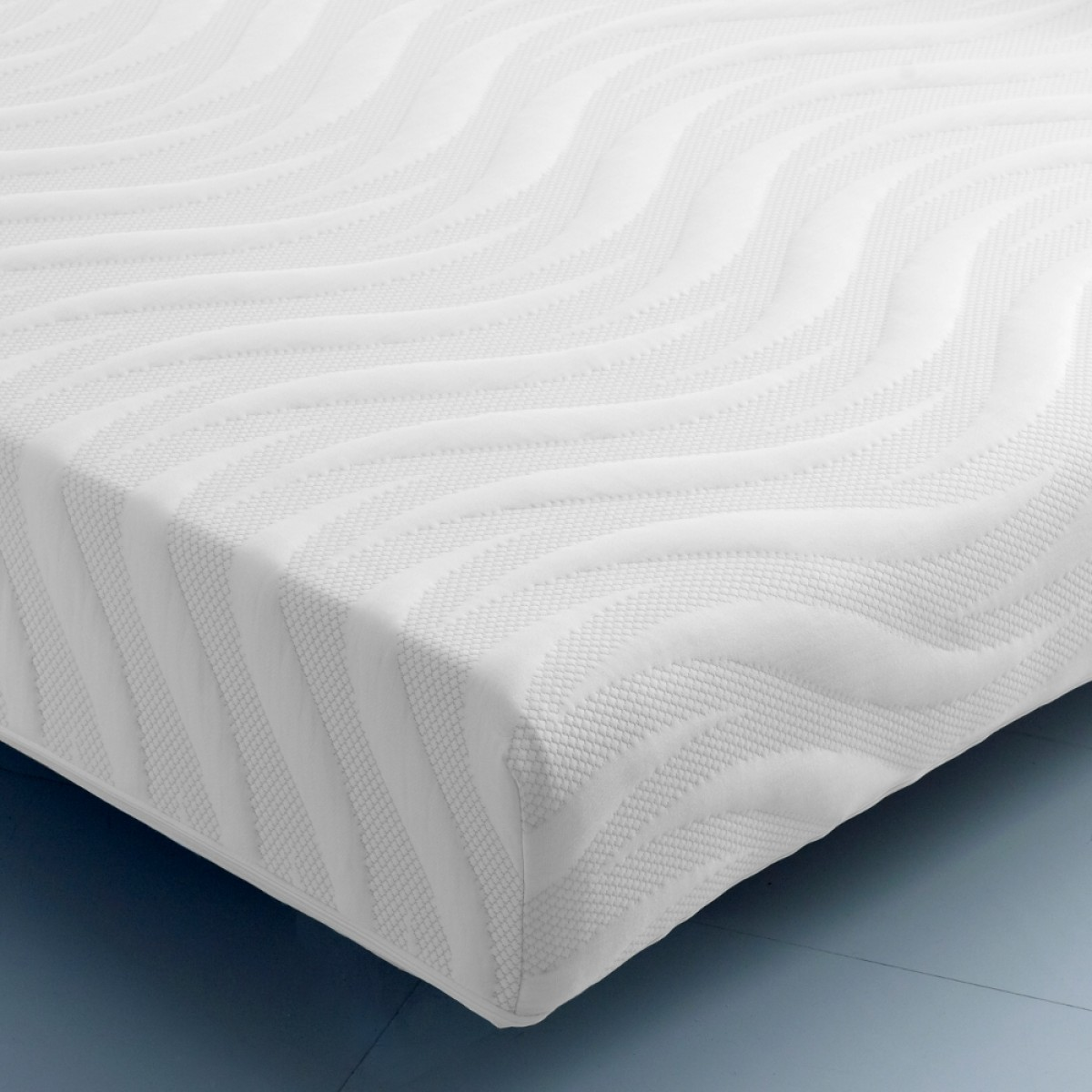 Single Pocket Sprung Memory Foam Mattress Pocket Memory Foam 3000 Individual Sprung Orthopaedic Rolled