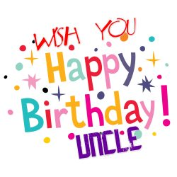 Comfortable I Am Truly Blessed To Have Not Just But Two Families To Turn Se Be Possible Without Your Generous Loving Birthday Wishes Uncle Happy Birthday Uncle Birthday Quotes