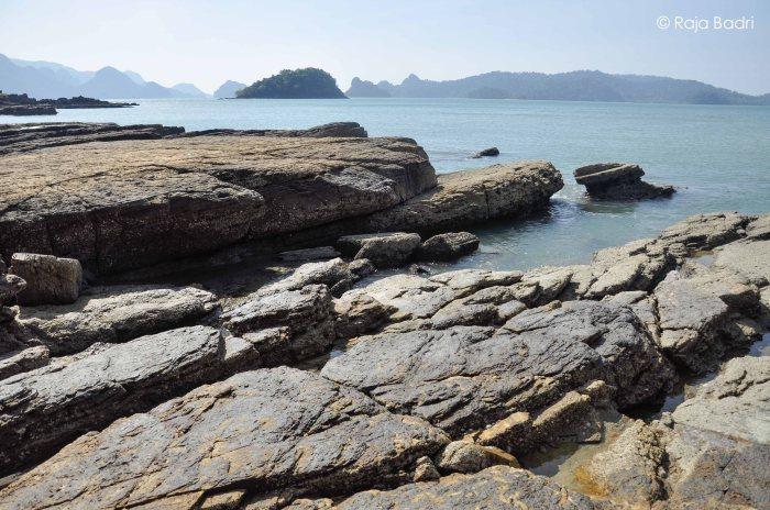 Abrasion Platform of Pulau Ular