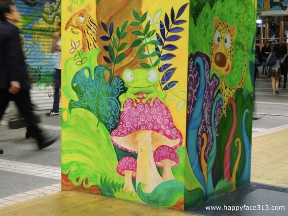 art in Hong Kong