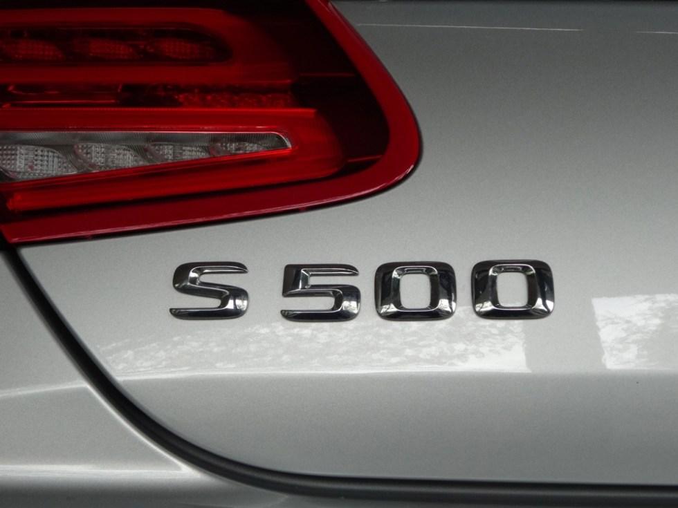 Mercedes S 500 - Location Scout Ben SCHWÄRZel