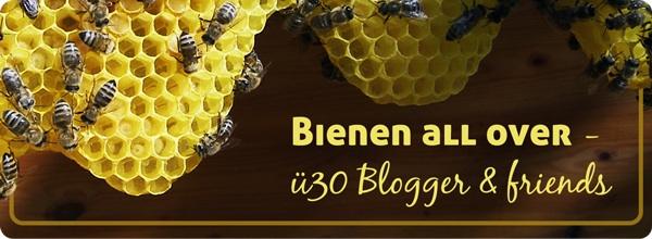 Bienen all over - ü30 Blogger & Friends