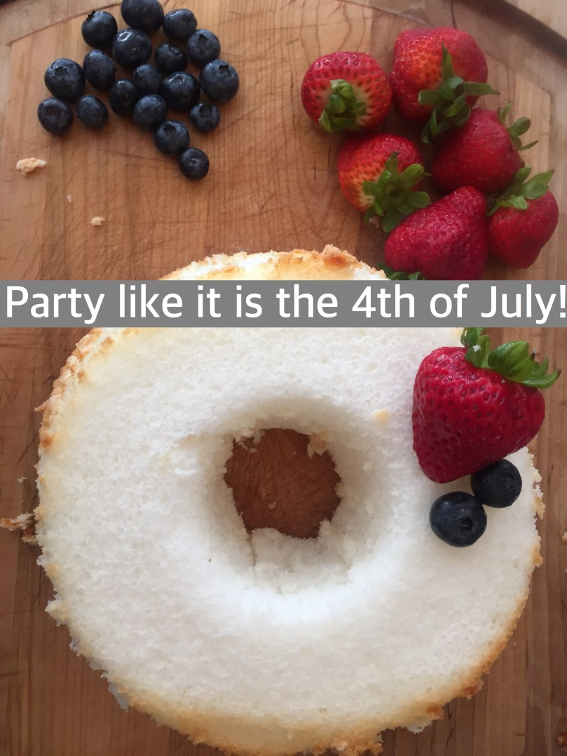 Party like it is 4th of July by Happy Family Blog