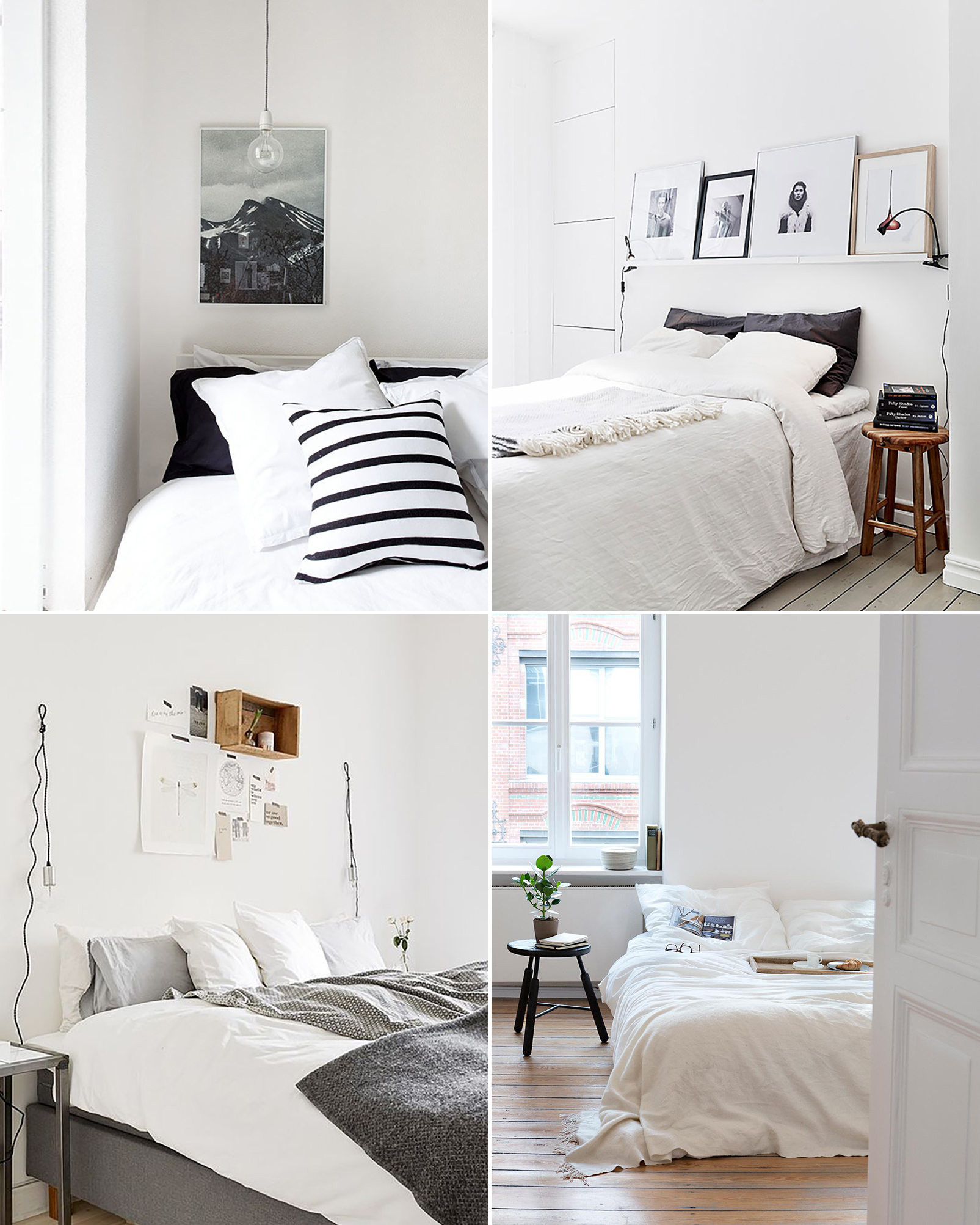 Inspiring Bedrooms Friday Favorites Bedroom Inspiration Happy Grey Lucky