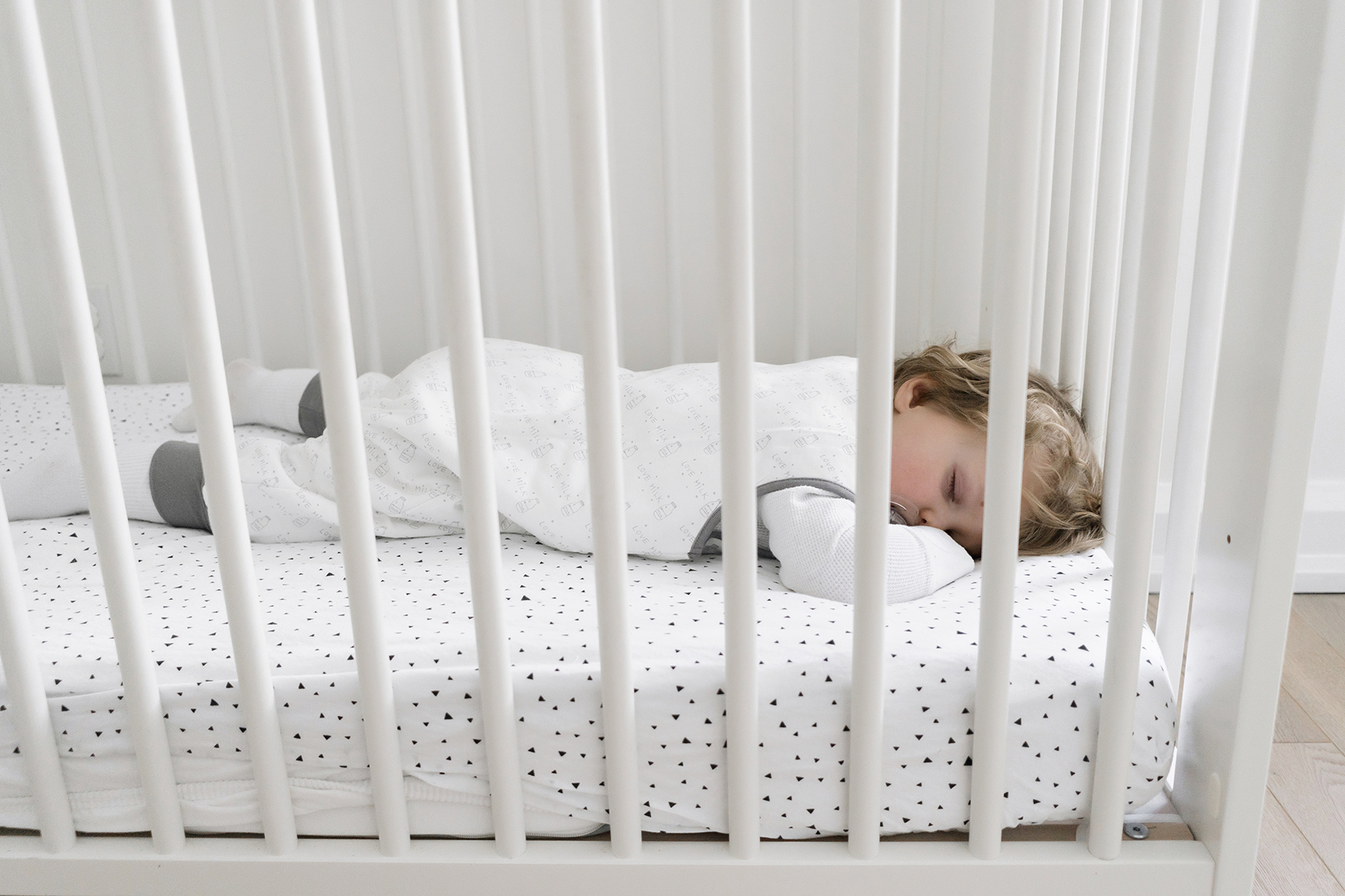 What Can Baby Sleep In Next To Bed 5 Tips To Help Your Baby Sleep Through The Night Giveaway