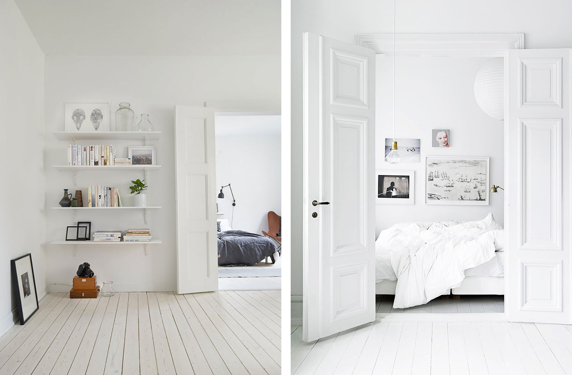 Light Wood Floors Gray Walls Top 10 Tips For Adding Scandinavian Style To Your Home Happy