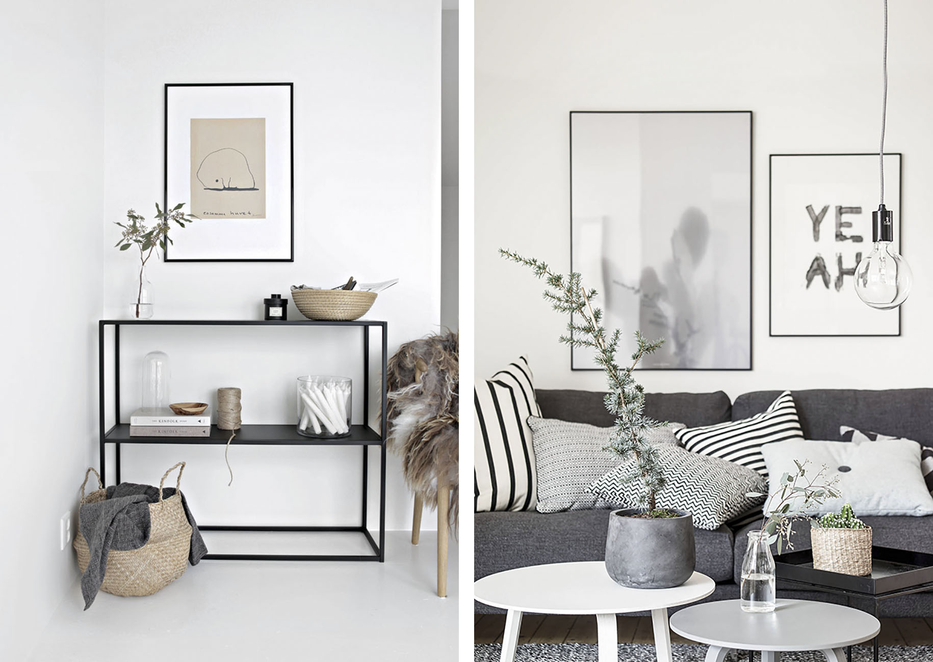 Gray Interior Design Top 10 Tips For Adding Scandinavian Style To Your Home Happy