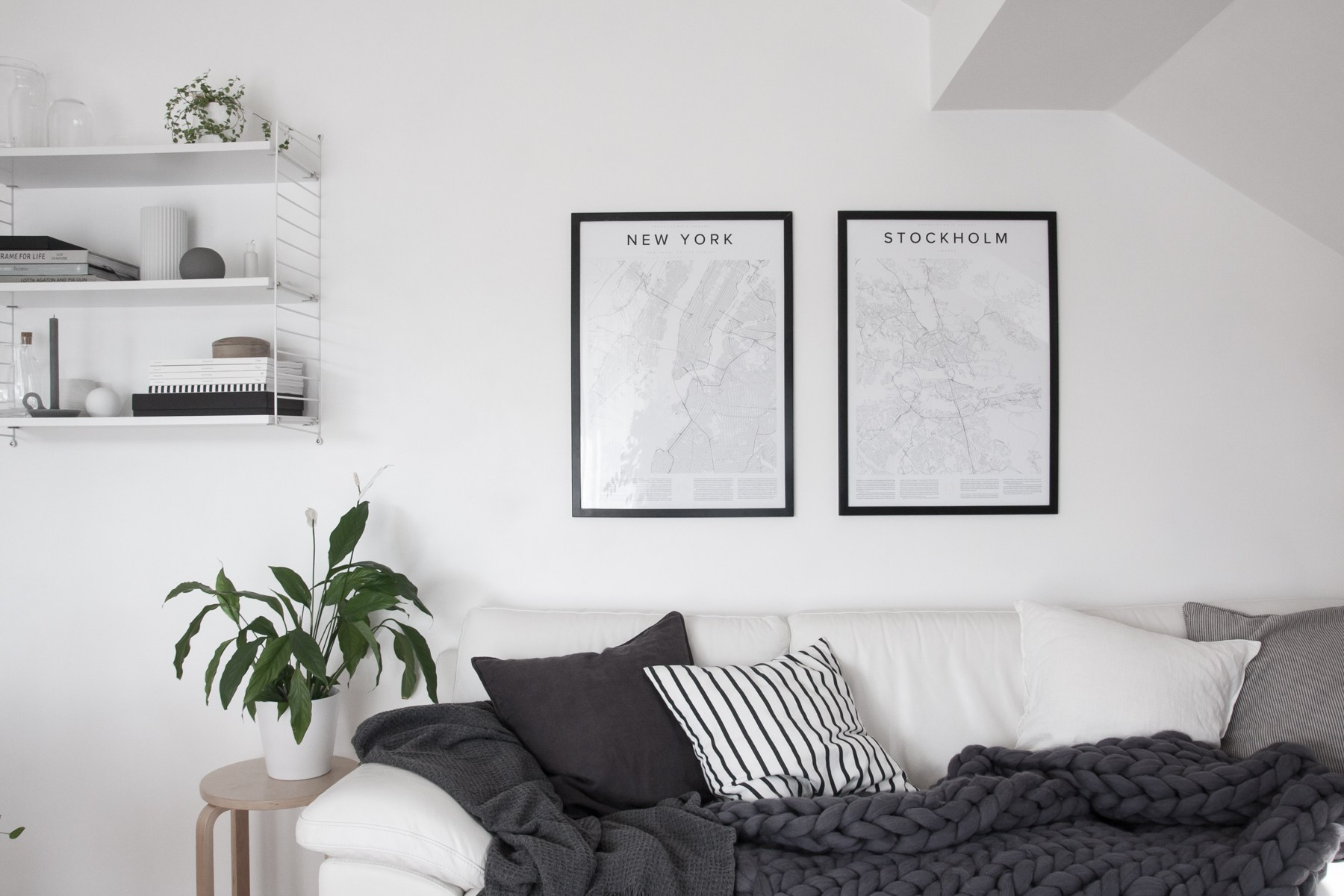 White Home Top 10 Tips For Adding Scandinavian Style To Your Home Happy