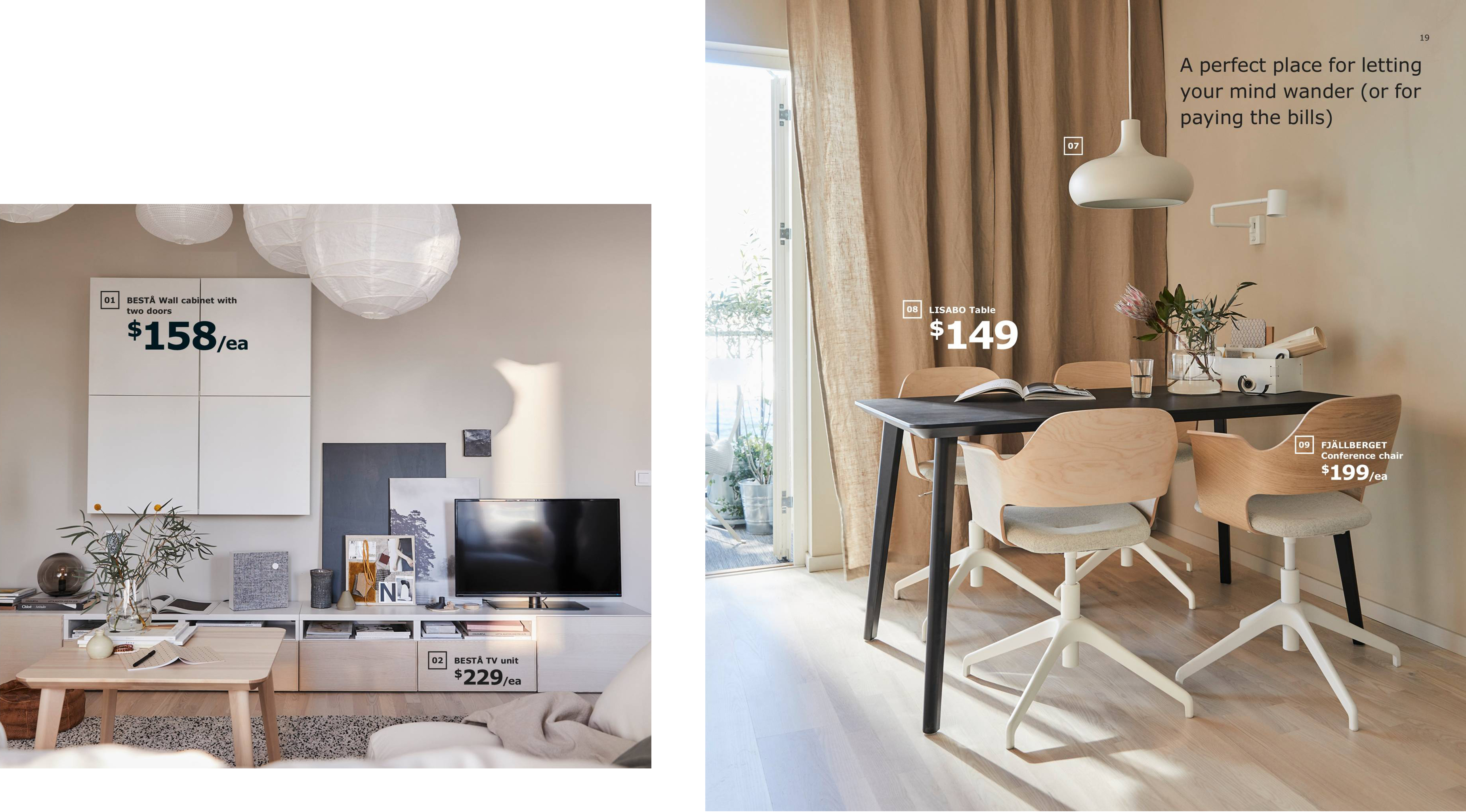 Ikea Living Room Inspiration Top 25 Picks From The 2019 Ikea Catalogue Happy Grey Lucky