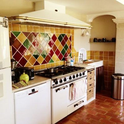 Two French Kitchens
