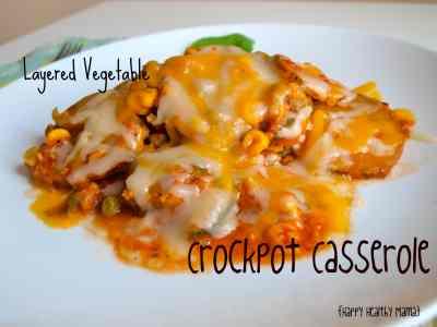 Ve Arian Crock Pot Casserole Recipes