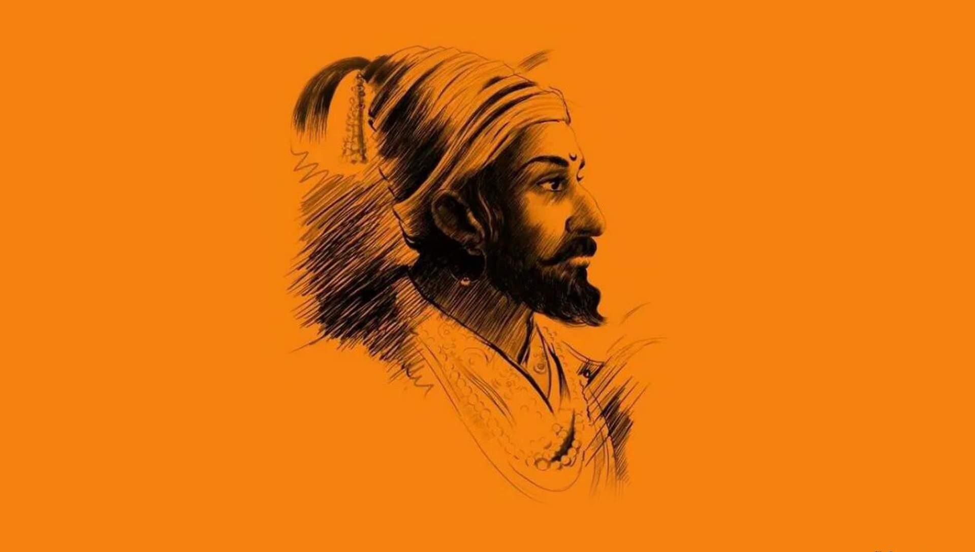 Shivaji Raje 3d Wallpaper भारत का वीर योद्धा छत्रपति शिवाजी Biography Of Shivaji