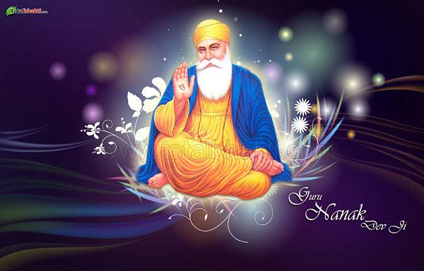 Guru Nanak Dev Ji Wallpapers 3d Shree Guru Nanak Dev Quotes In Hindi श्री गुरु नानक देव