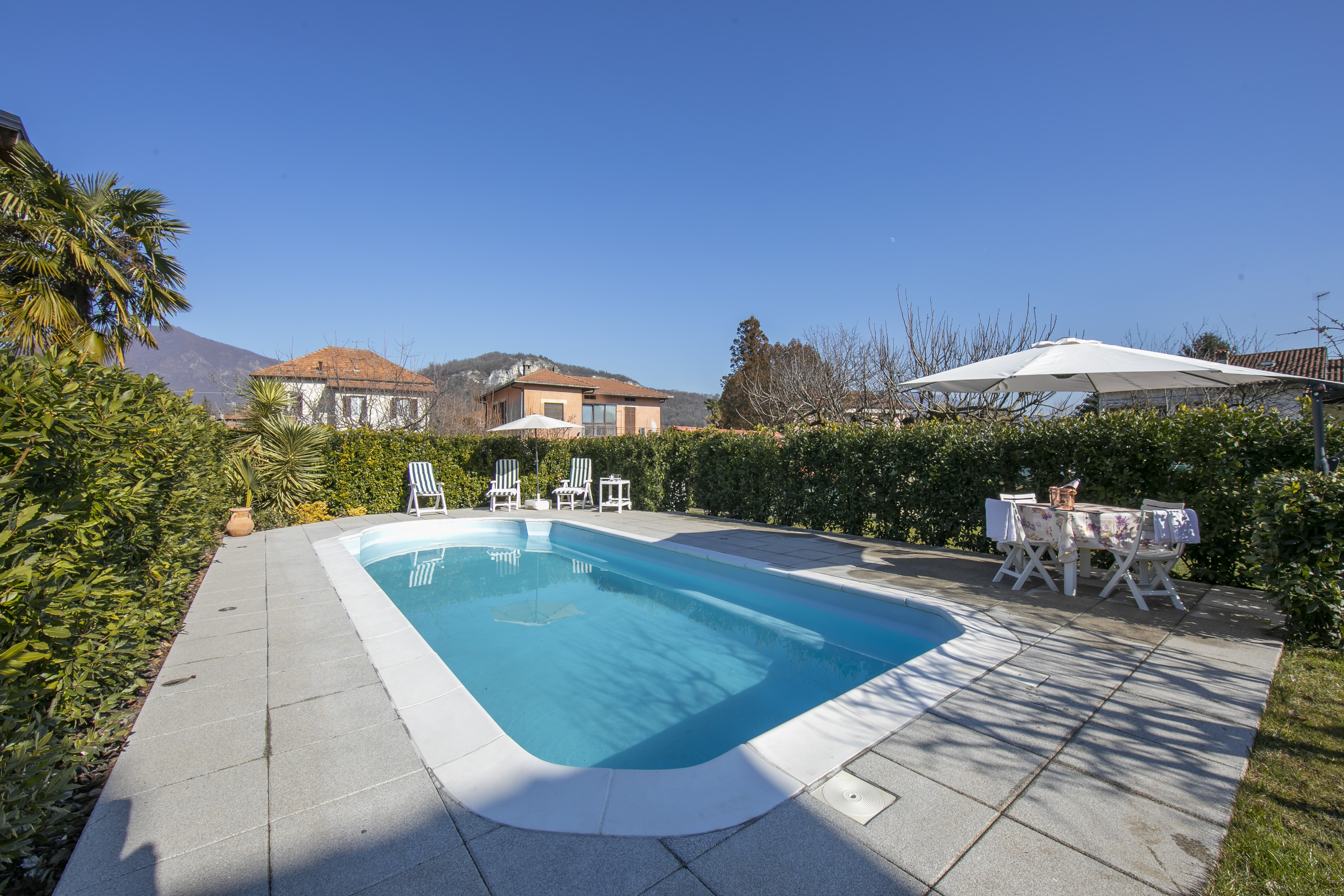 Ferienwohnung Mit Pool Am Bodensee Appartement Casa Amabile With Pool En Lombardia