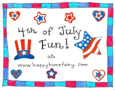 4th of July Conversation Starter and Joke Cards – FREE Printables!