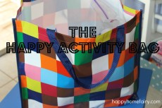 The Happy Activity Bag
