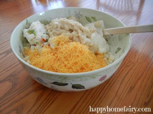 potato casserole combine