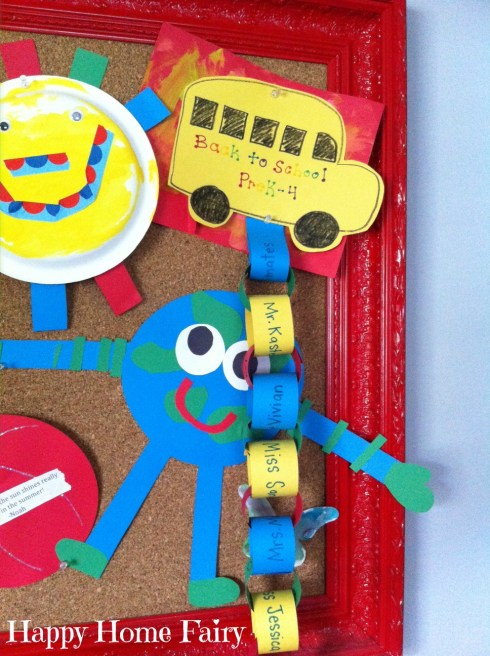 school countdown prayer chain - I love this!