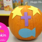 The Gospel Pumpkin!