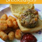 Delicious Turkey Cheeseburgers - these have shredded zucchini in them! Kid-approved!