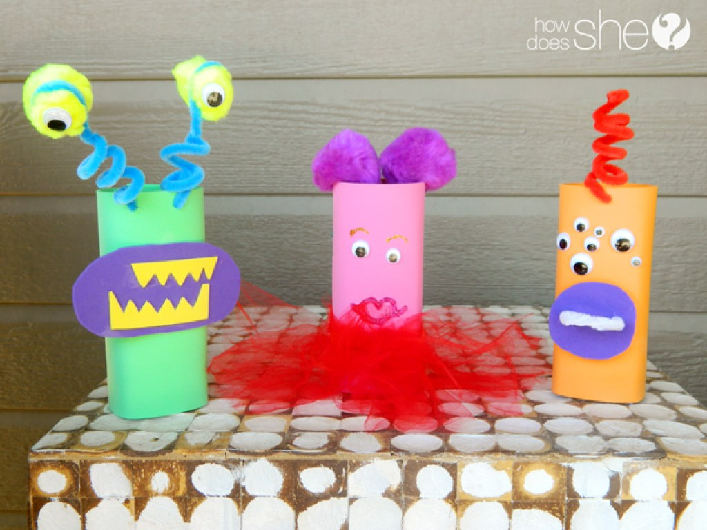 Juice Box Monsters by How Does She?