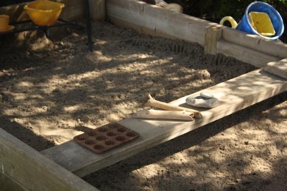 Sandbox Ideas Easy Sandbox Play And Storage Solutions