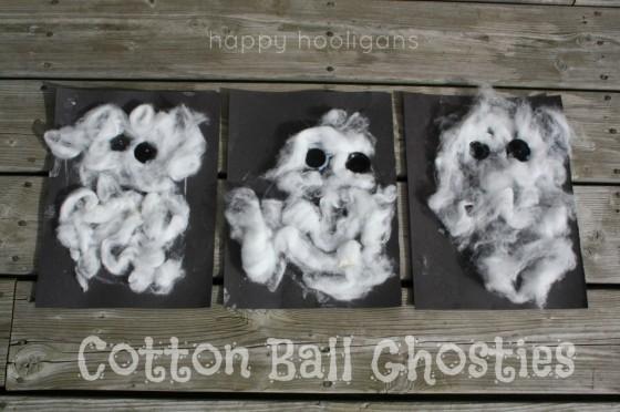 21 Easy Halloween Crafts For Preschoolers Happy Hooligans