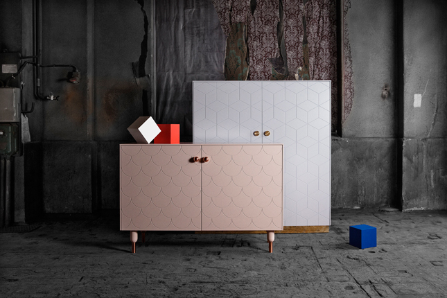 Style Up Your Ikea Cabinets With 39superfront39 Happy