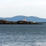 This lighthouse is the first thing we see as we come into Victoria Harbour