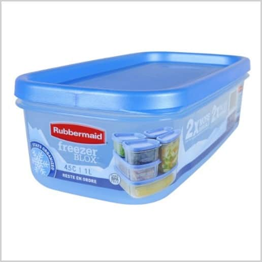 The Best Food Freezer Containers For Freezer Meals