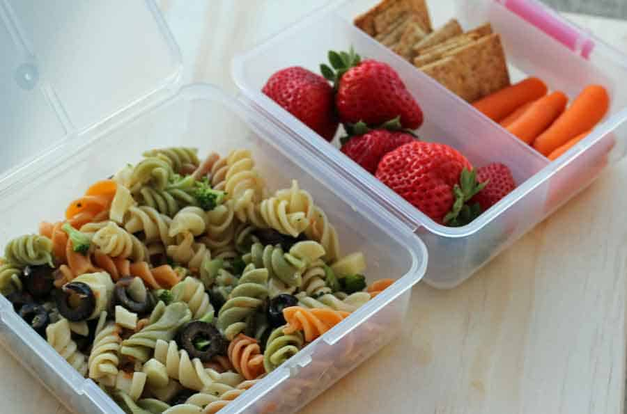 Cold Pasta Recipes For Lunch Box Food Pasta Recipes