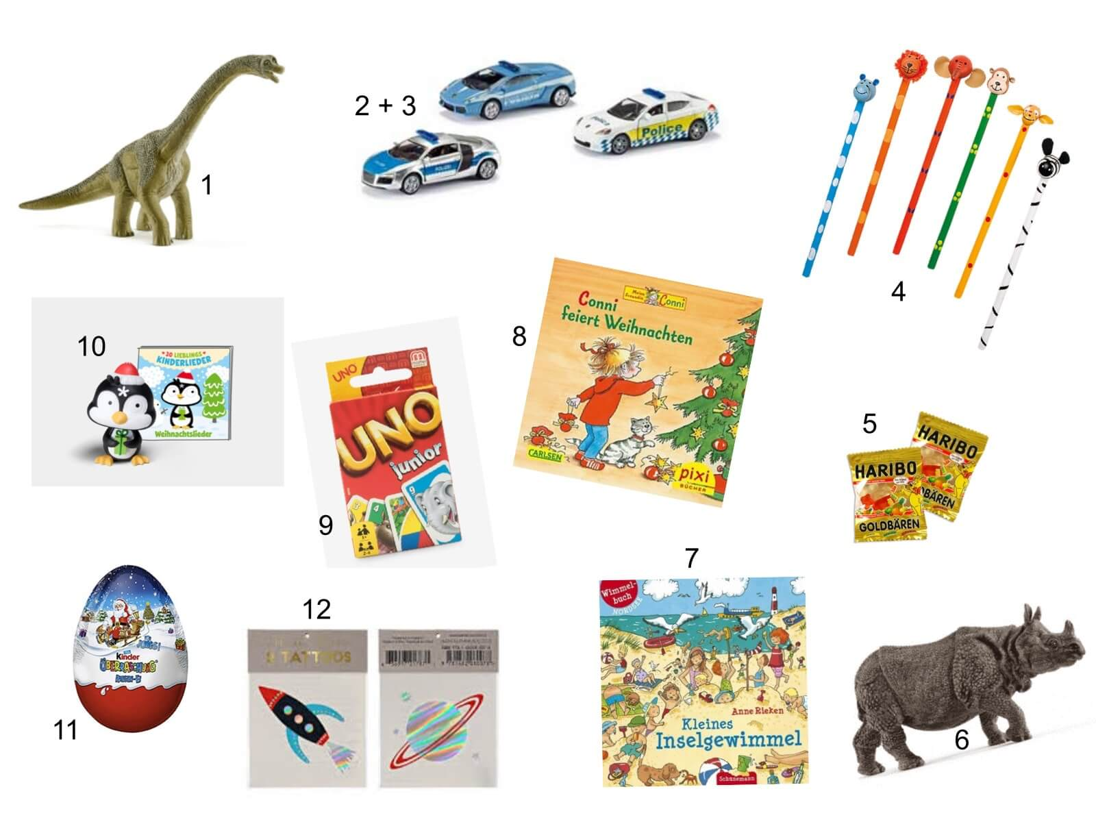 Adventskalender Ideen Füllung Happy Mum Blog 24 Ideen Zum Kinder Adventskalender Befüllen