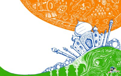26 January HD Wallpaper from SantaBanta.com-Republic Day 2014 | Happy New Year 2016 Wallpaper ...