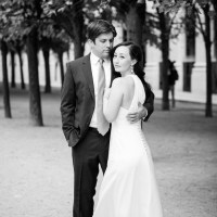 Paris Wedding Photo Shoot By Catherine O'Hara