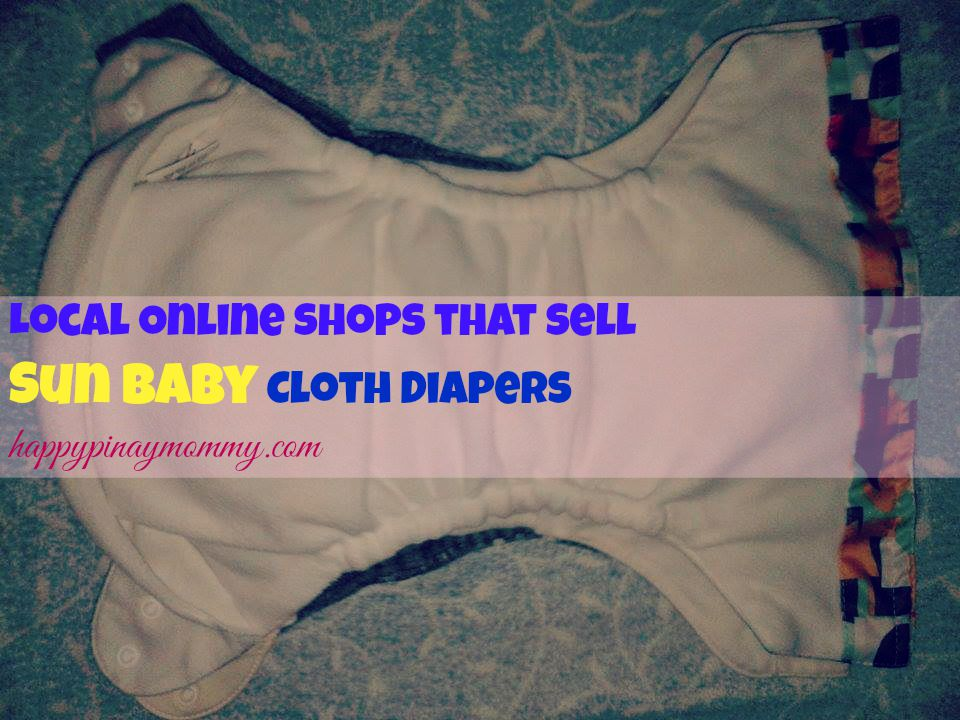 Cloth Diapers Online Philippines