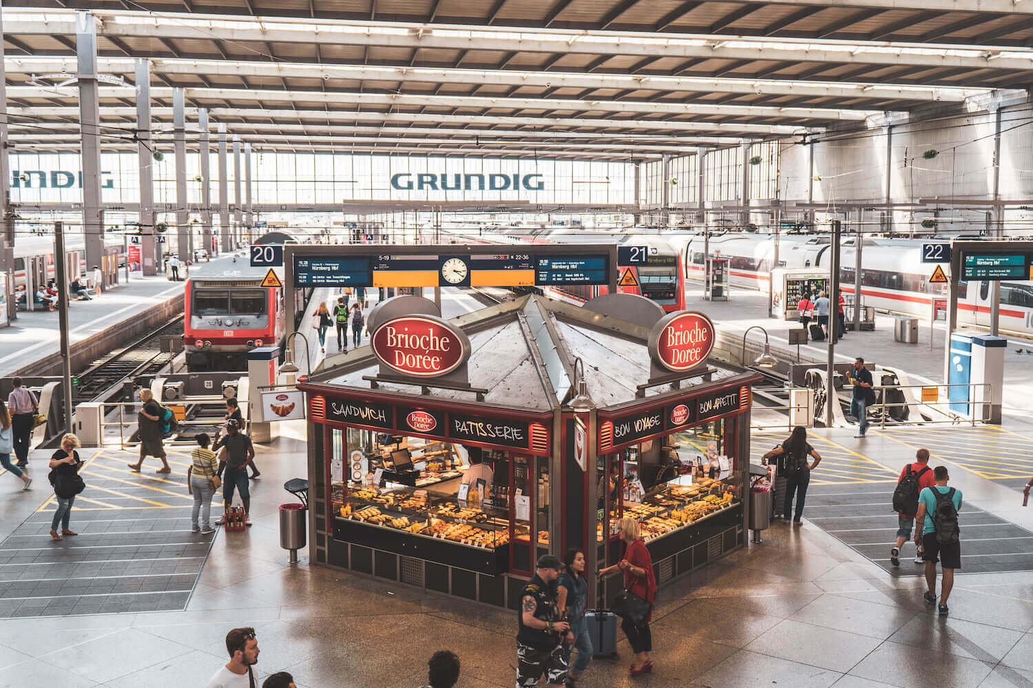 Hm Home München München Hauptbahnhof Guide Everything You Need To Know