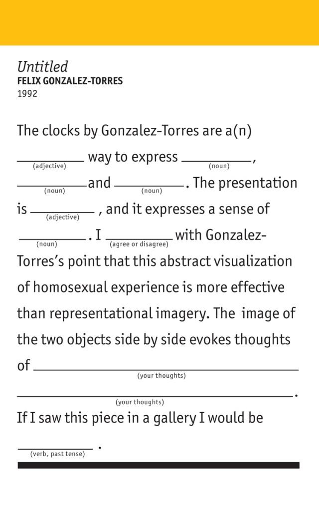 artist statement template datariouruguay