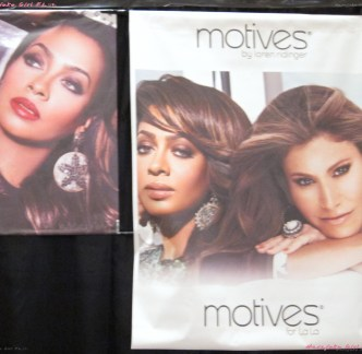 Motives Cosmetics Booth