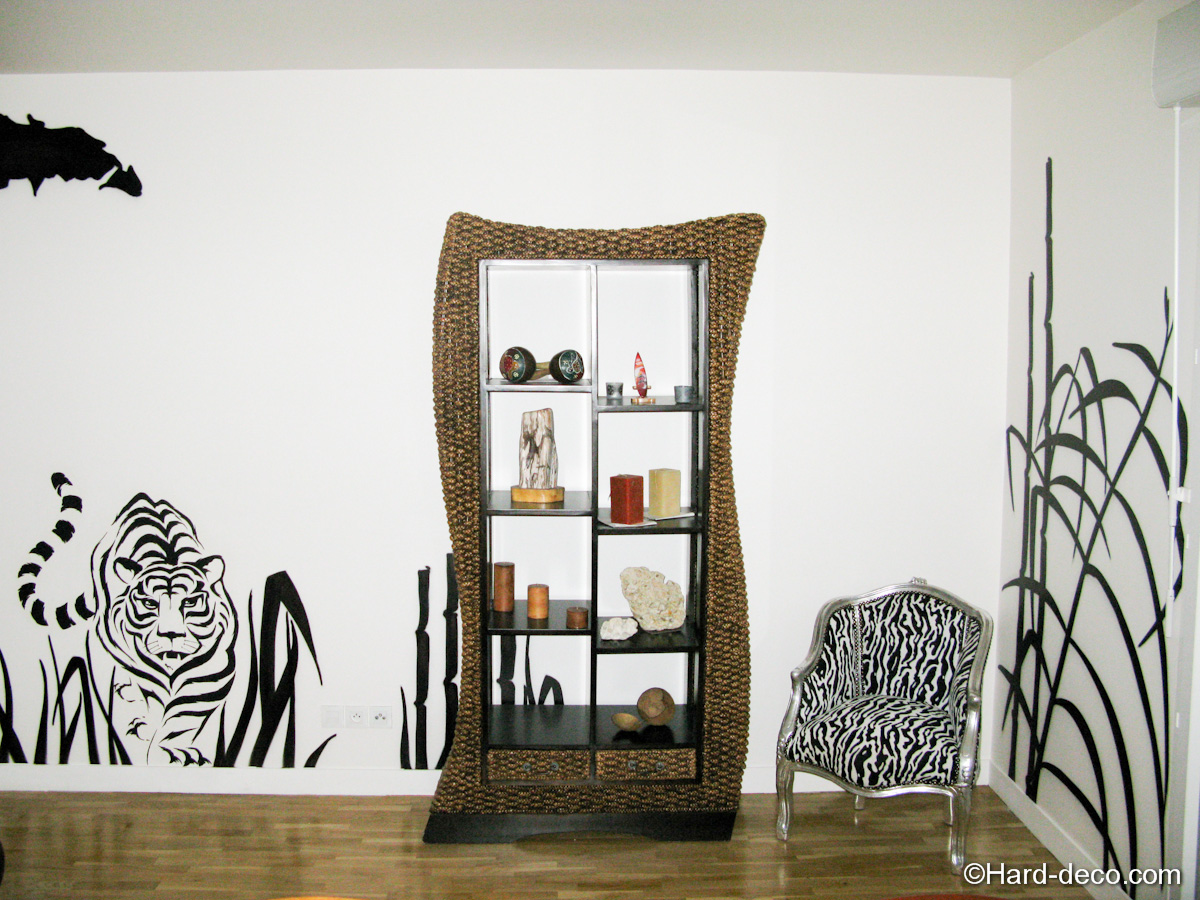 Deco Chambre Savane Salon Design Savane Africaine Hard Deco