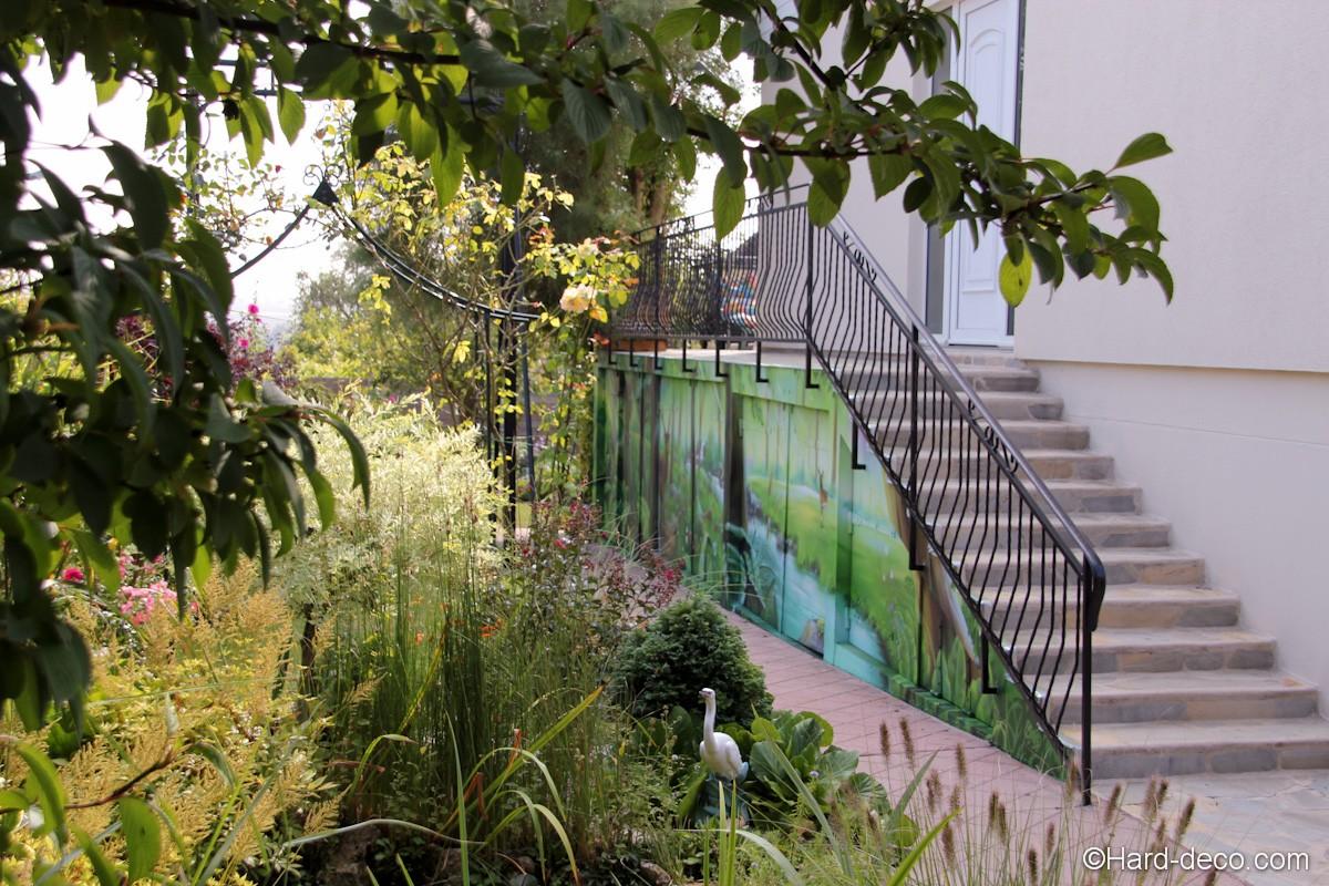 Idee Deco Jardin Nature   Deco Zen A Faire Soi Meme Latest Full Size ...
