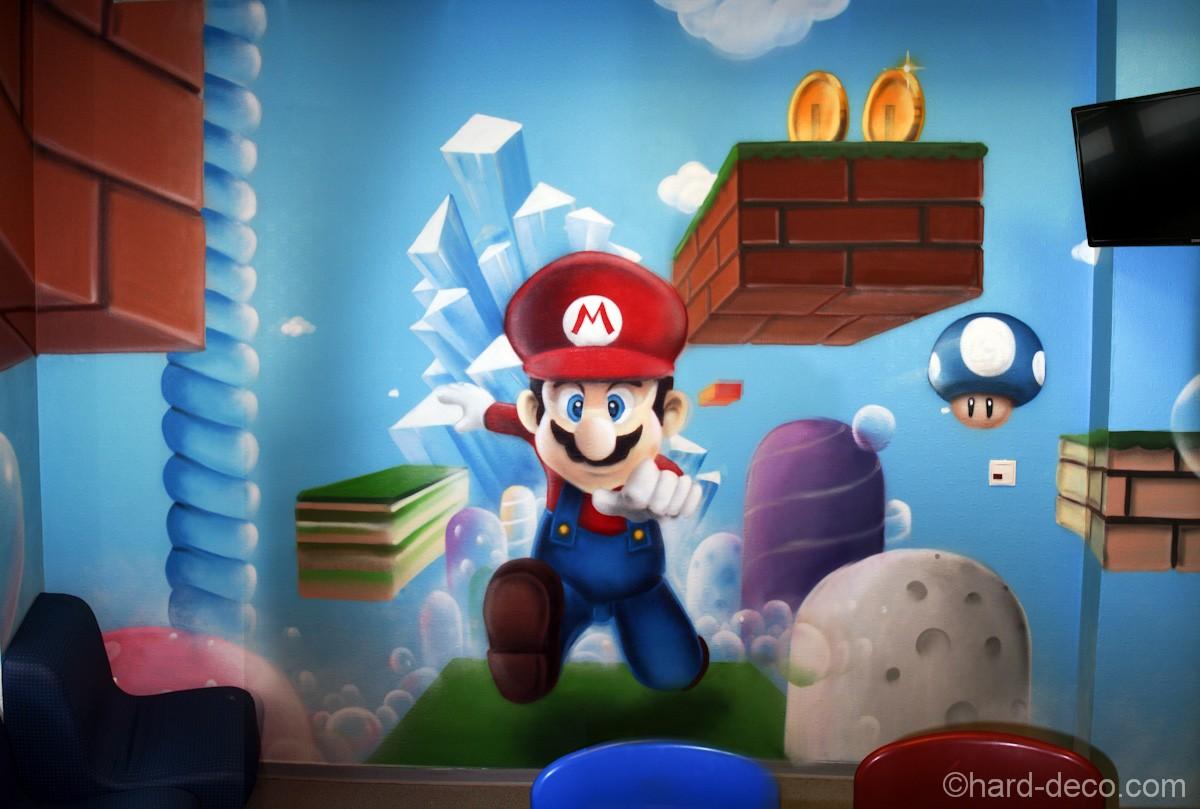 Chambre Mario Picline La Deco Avec Vos Photos