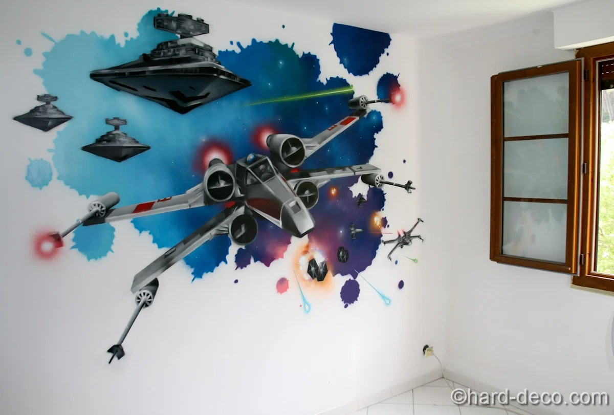 Chambre Enfant Star Wars Chambre Star Wars Hard Deco