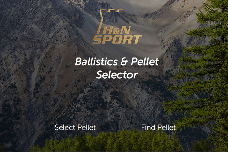HN Online Ballistics and Pellet Selector